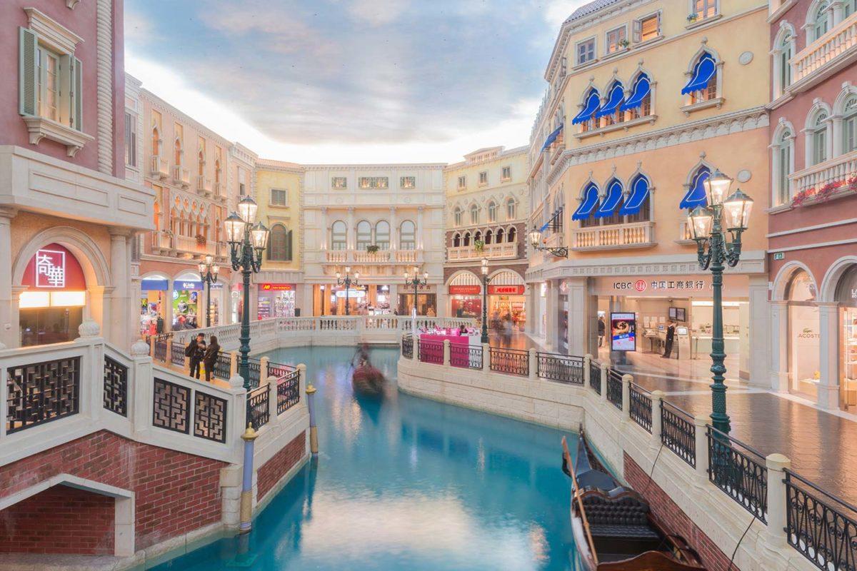 Macau The Las Vegas of Asia.